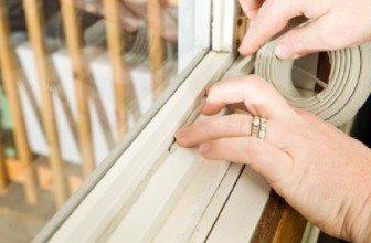 Как утеплить окна на зиму быстро и эффективно