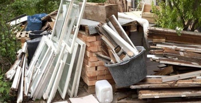 строительный мысор