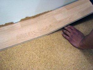 Технология укладки звукоизоляции и шумоизоляции пола в квартире под ламинат